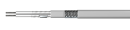 The heating cable ELP/Si-F is suitable for maintaining temperatures of up to +150 °C.