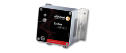 The Ex-Box LIM/LED is a limiter for switching off connected heating circuits in case of excess temperature or current overload.